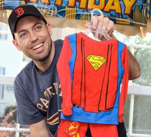 Matt Superman Small